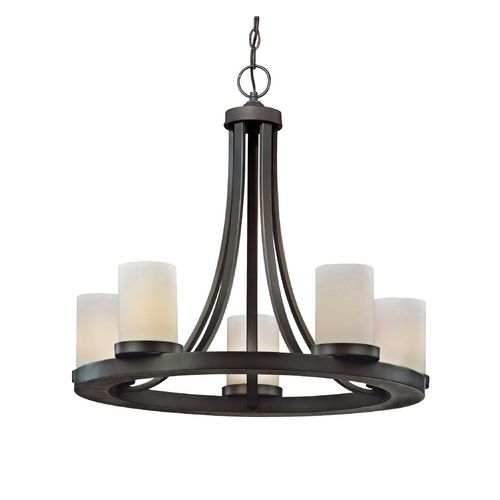 Old World Dining Room Chandeliers: Design Classics Lighting Five Light Old World Round Candle