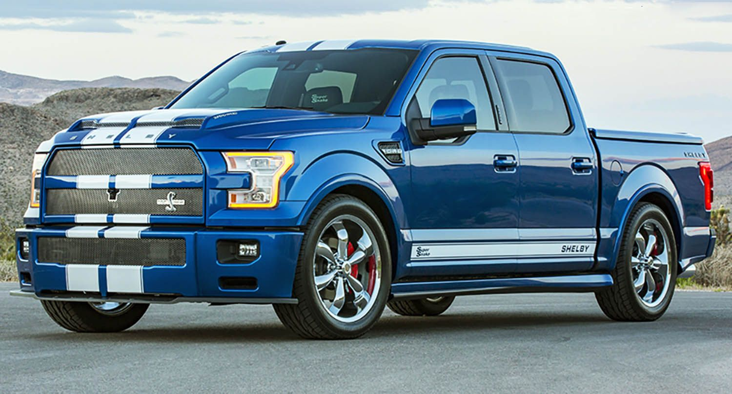 2017 Ford F 150 Shelby Limited Super Snake 750hp 2017 Ford F150