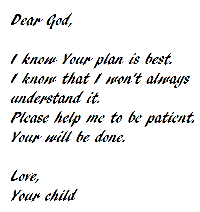 This has been my prayer all day today....along w/ some tears.