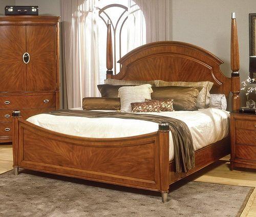 camas clasicas de madera - Buscar con Google | Muebles | Pinterest ...