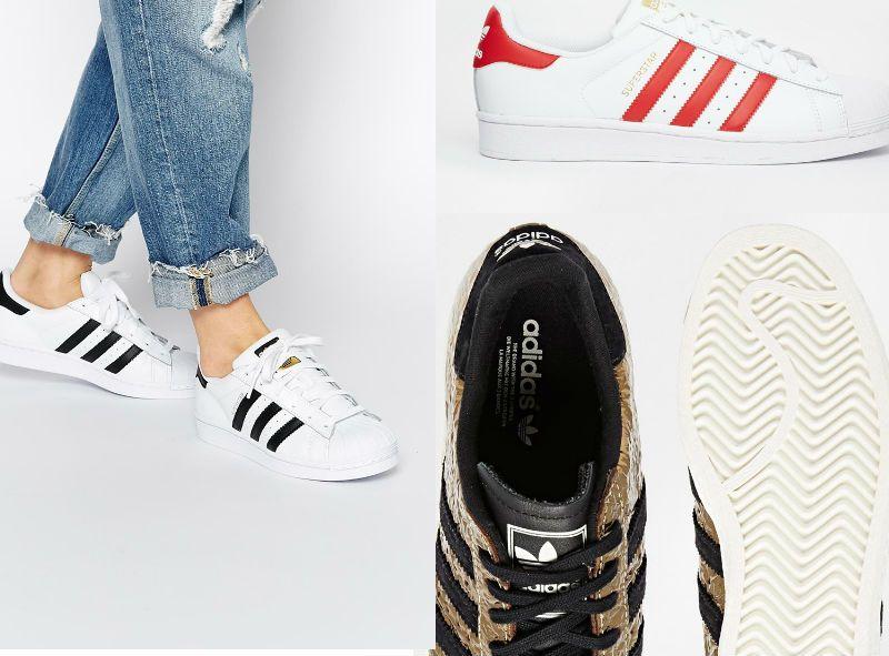 Stan smith ou adidas superstar: 15 mod è les pour scegliere pinterest