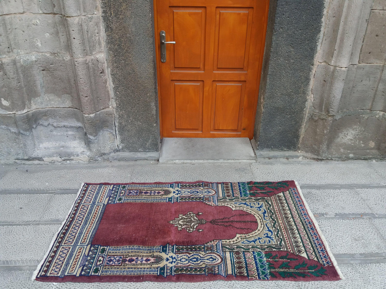 unique turkish area rug handmade nomandic anatolian kitchen rug home decor rug farmhouse on boho chic kitchen rugs id=28487
