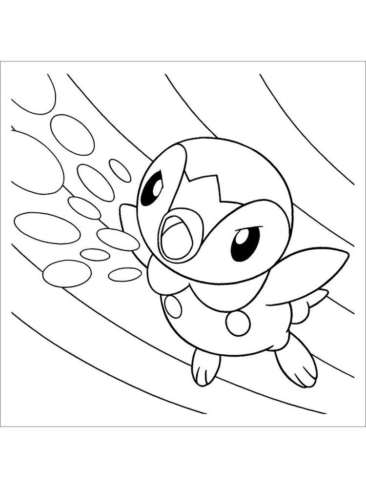 Coloring Page Black And White Pokemon Following This Is Our