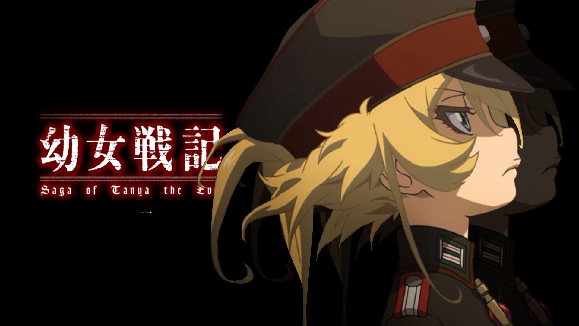 Tanya Degurechaff Youjo Senki Anime Wallpaper Hd 3340