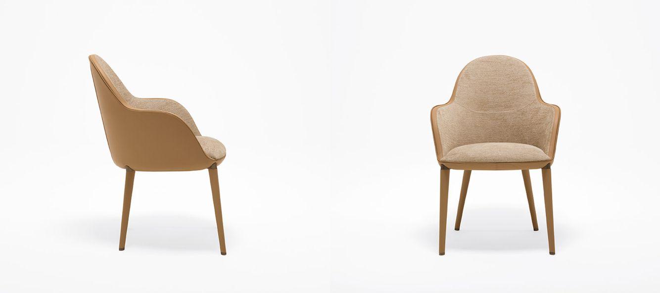 made in Italy., Milan 2015 Selene armchair