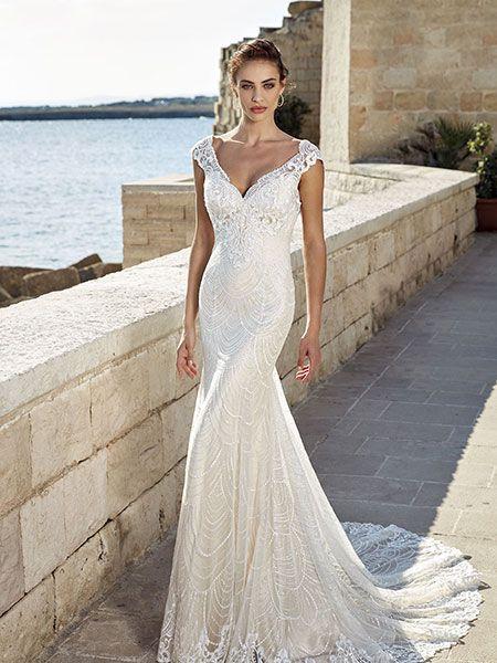 Fabiola Wedding Dress To Choose From Robe Sirene Mariage