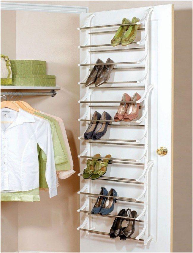 Frisch Schuhregale an der Tür zum begehbaren Kleiderschrank | Einrichten  ZR76
