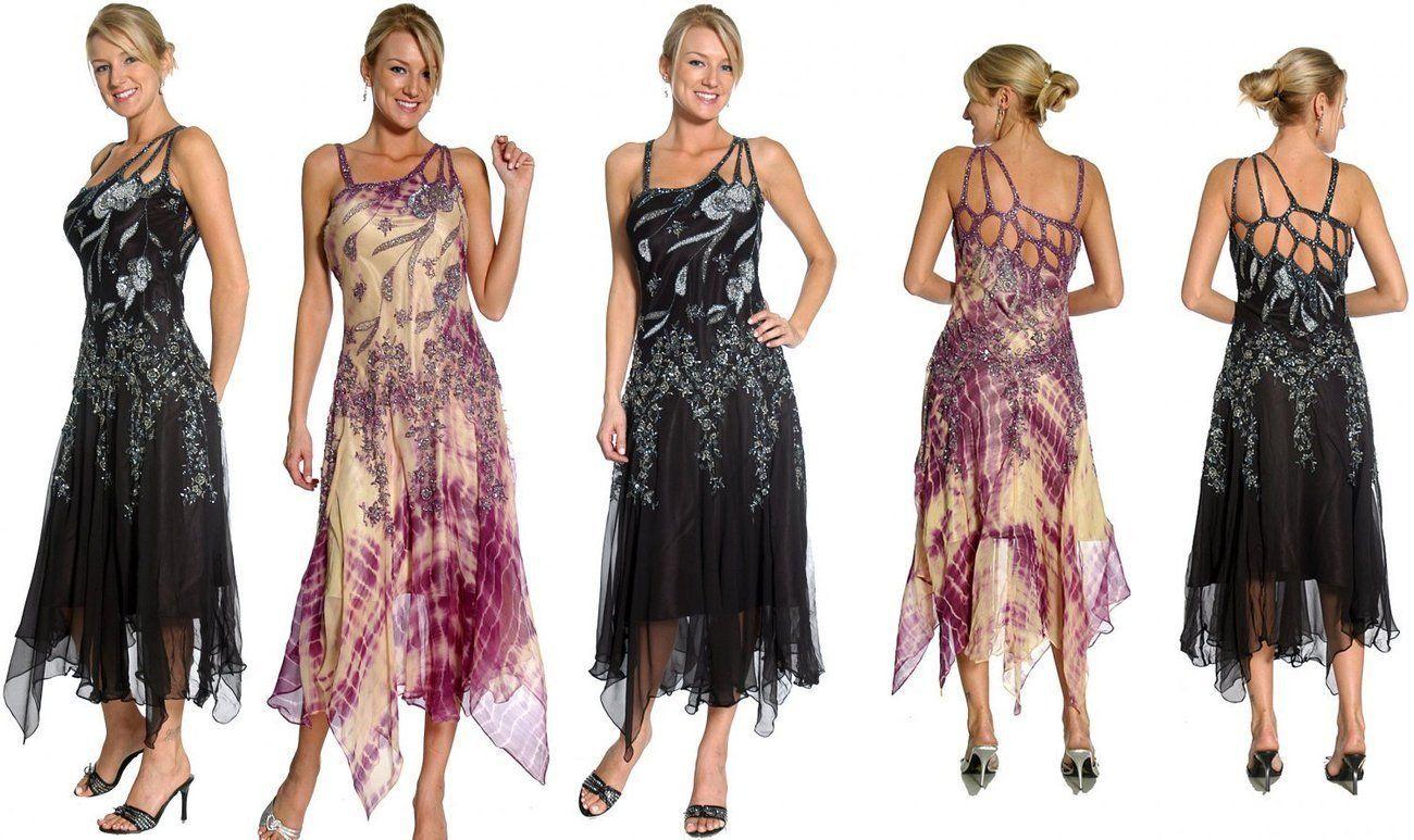 plus size sx hand beaded silk formal dress black