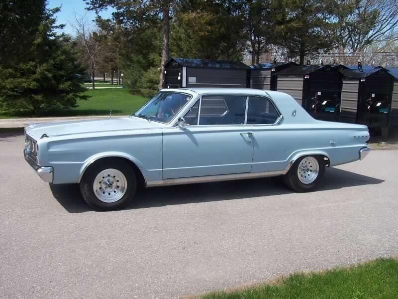 1966 Dodge Dart Gt 2 Door Hardtop Dodge Dart Gt Classic Cars