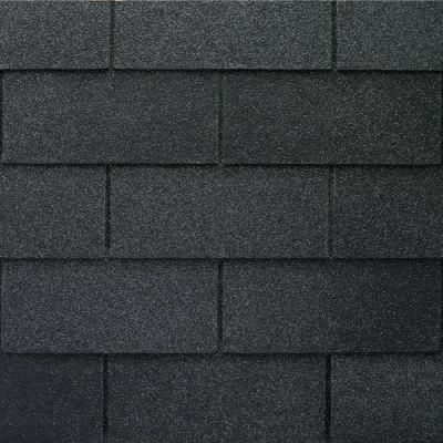Gaf 25 Year Royal Sovereign Charcoal 3 Tab Shingles 0201180 The Home Depot Architectural Shingles Roof Shingles Shingling