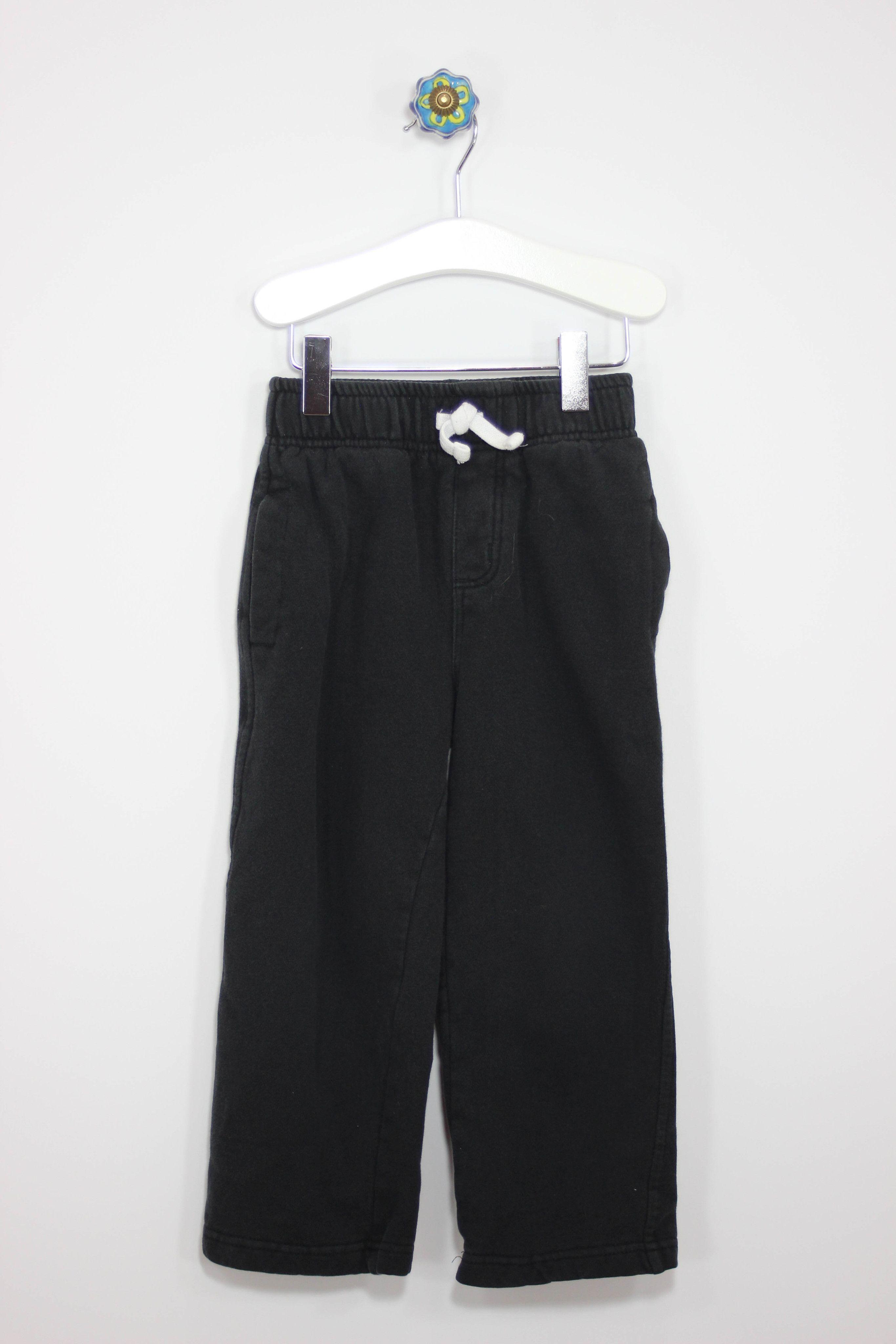 Gymboree Size 3T Black Sweatpants