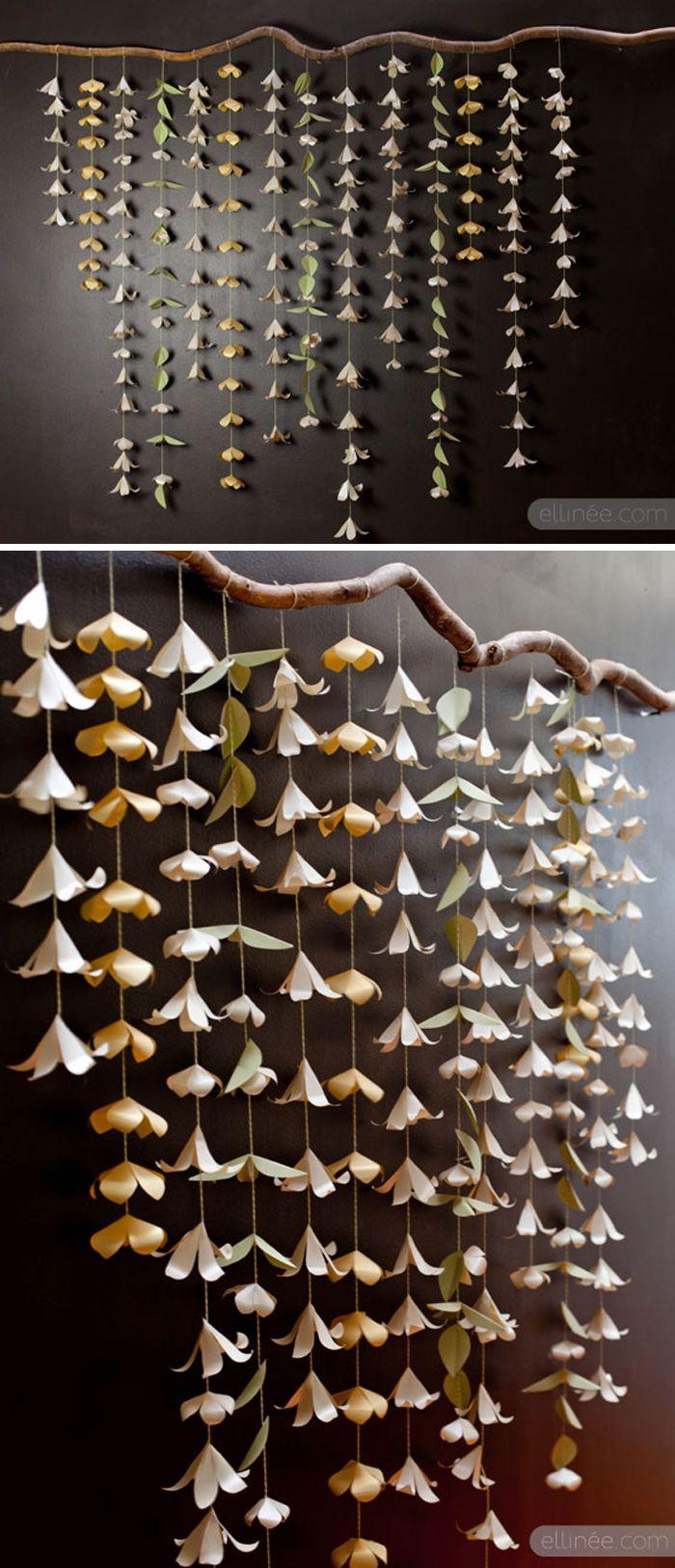 Diy Paper Flower Backdrop Top Ten Diy Paper Flower Tutorialsmaven