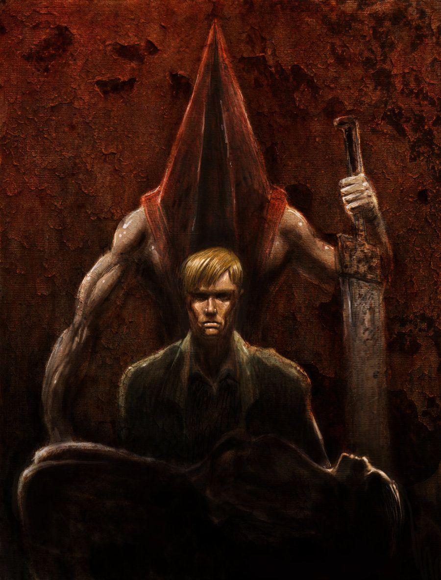 Silent Hill 2 by iangoudelock on deviantART | Silent hill 2, Silent hill, Silent  hill art