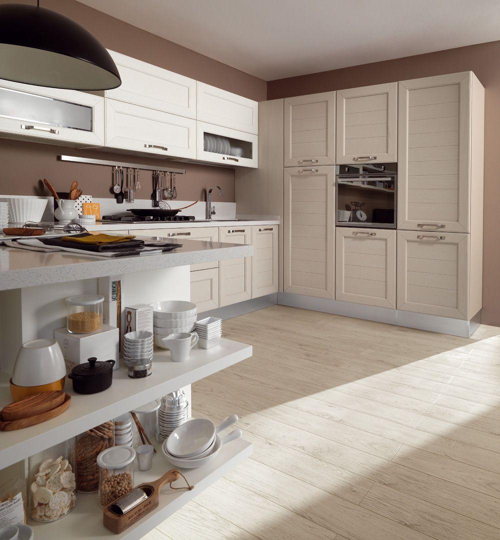 Claudia - Cucine Classiche - Cucine Lube | Idee per la cucina ...
