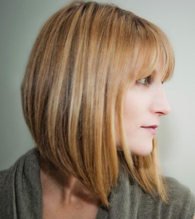 Groovy 1000 Images About Long Bob Hairstyles On Pinterest Long Bob Hairstyles For Women Draintrainus