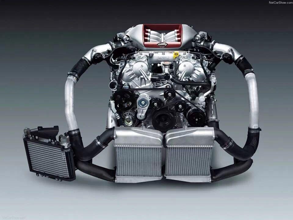 2015 Nissan Skyline GTR R35 Engine   Awesome Cars   Pinterest ...