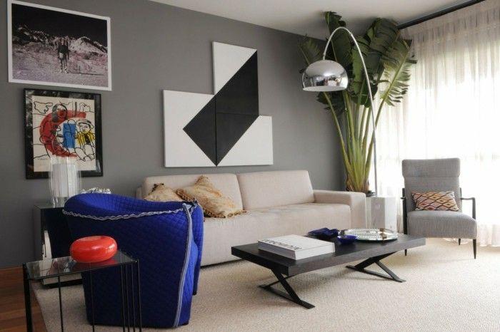 Metalltisch wohnzimmer ~ Wohnzimmer tisch eleganter tisch in schwarz wohnzimmer ideen