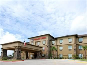 Donna (TX) Comfort Inn & Suites Donna United States, North America Ideally located in the prime touristic area of Donna, Comfort Inn & Suites Donna promises a relaxing and wonderful visit. The hotel has everything you need for a comfortable stay. 24-hour front desk, facilities for disabled guests, luggage storage, Wi-Fi in public areas, car park are just some of the facilities on offer. Each guestroom is elegantly furnished and equipped with handy amenities. Enjoy the hotel's ...