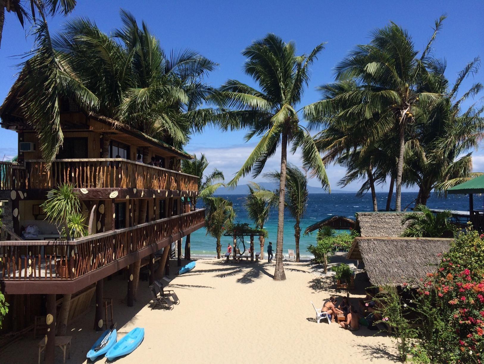 Puerto Galera Bamboo House Beach Lodge & Restaurant Philippines, Asia