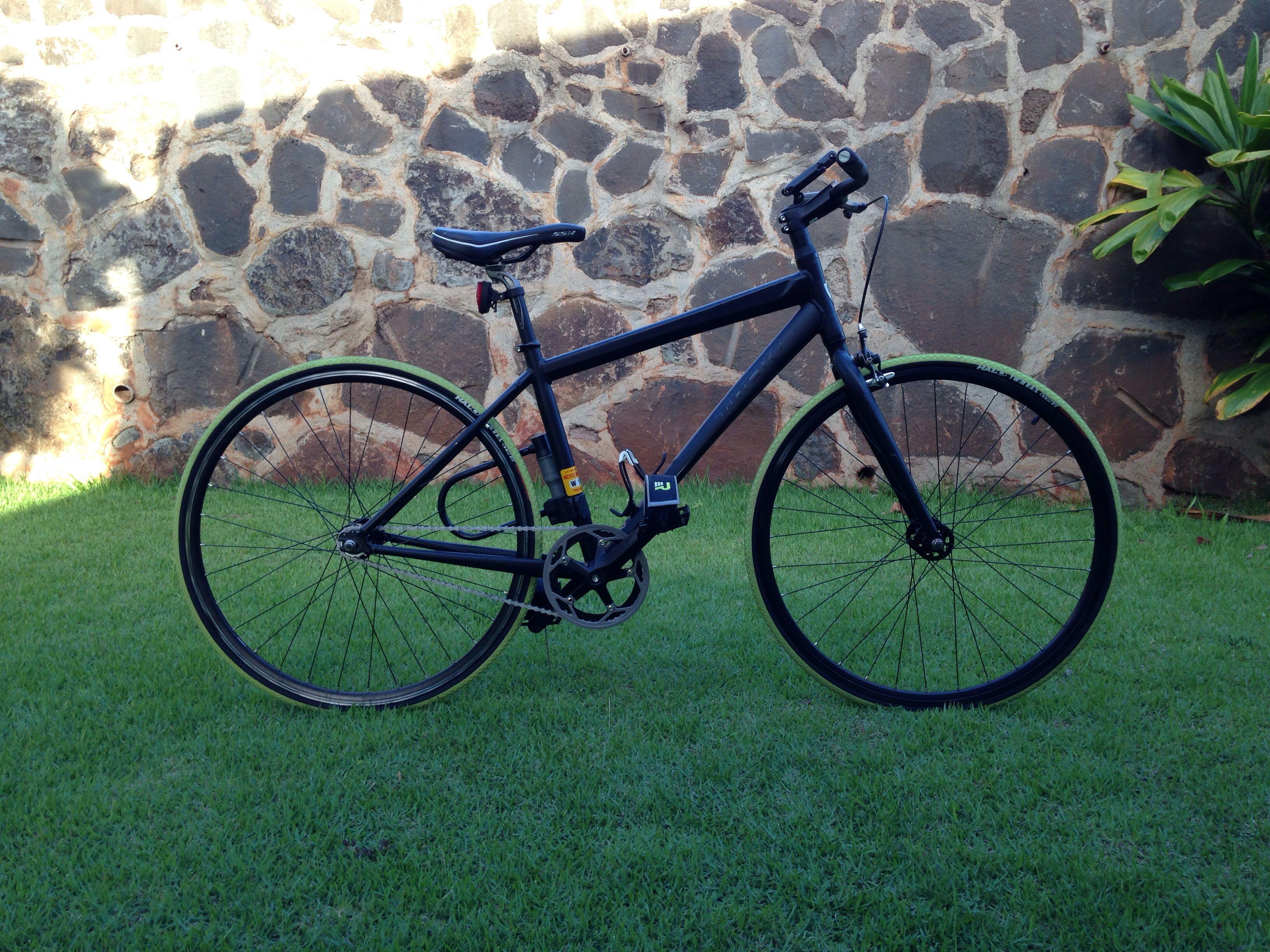 Trek Soho S Fixie In Hawaii Fixie Trek Bike
