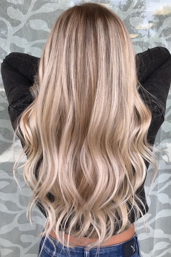 Hair Styles Ideas : 51 Ultra Popular Blonde Balayage Hairstyle & Hair Painting Ideas - ListFender | Leading Inspiration Magazine, Shopping, Trends, Lifestyle & More