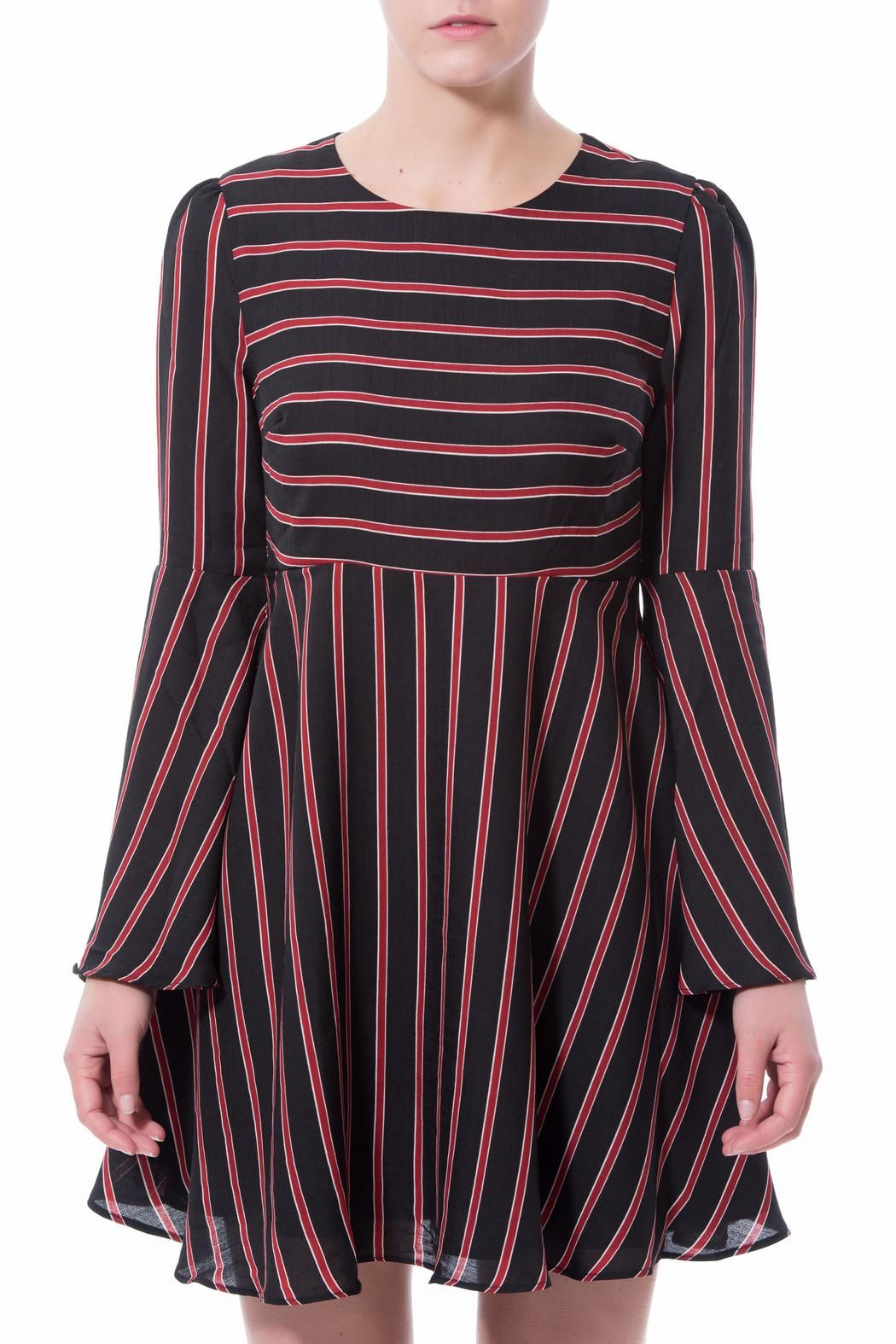 Line u dot annabelle dress bell sleeves sleeve and long sleeve
