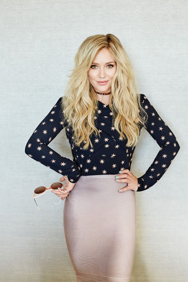 Hilary duff long haircuts for women pinterest hilary duff