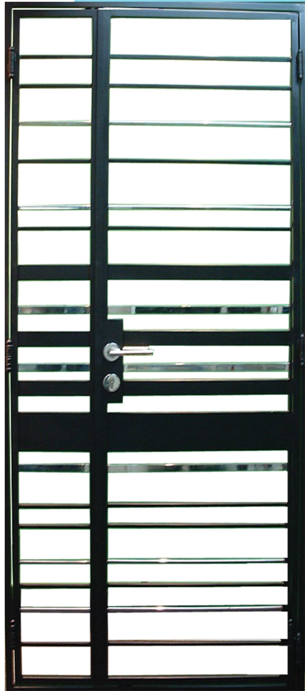 Metalworld Products Wrought Iron Gate Singapore Home