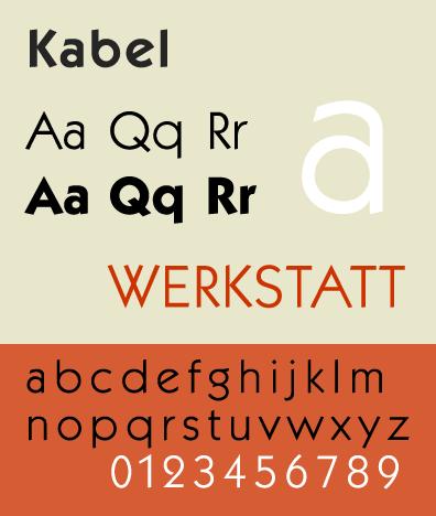 Kabel (font)