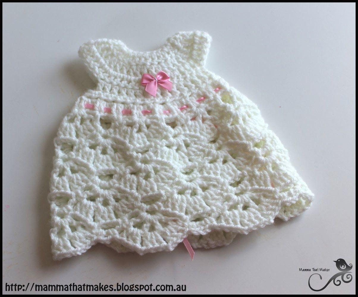 Mamma That Makes: Lyra Gown - Free Crochet Pattern | Amigurumi ...