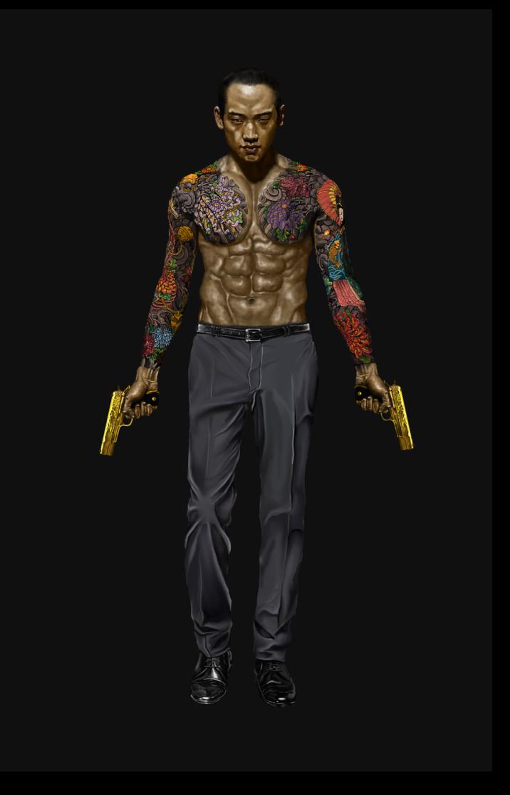 Tattoo designs asian