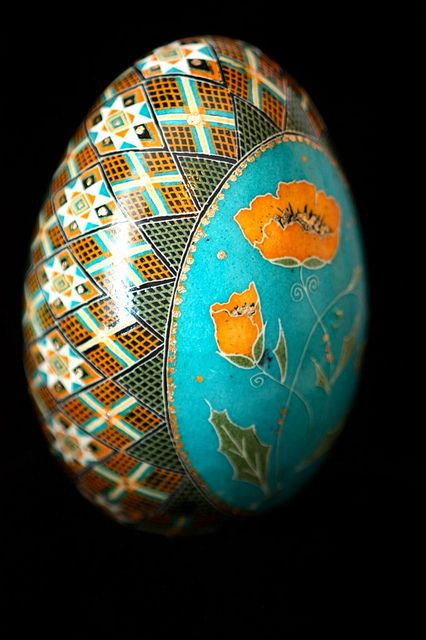 IMG_5269 Huevo, Huevos decorados y Fractales - huevos decorados