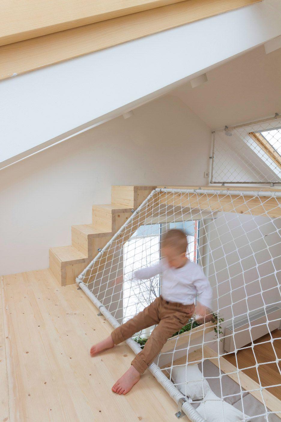 Door dit kinderparadijs ín de slaapkamer kunnen de ouders lekker ...