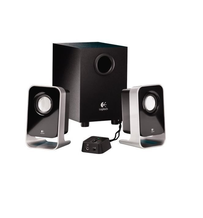 68c0f80a7d5 Find many great new & used options and get the best deals for Logitech Ls21 2.1  Speaker System - 7 W RMS at the best online prices at eBay!