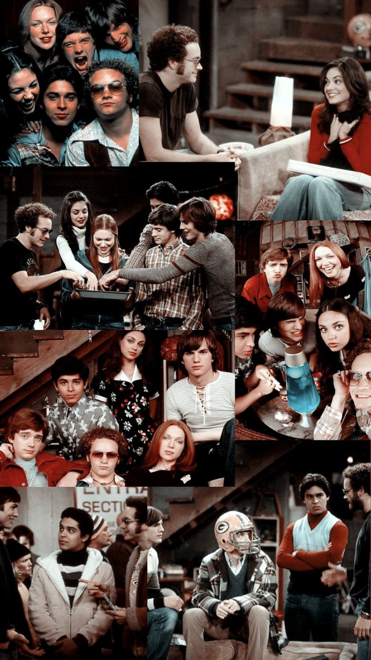 Pin by Samantha Moracco on wall in 2020 That 70s show