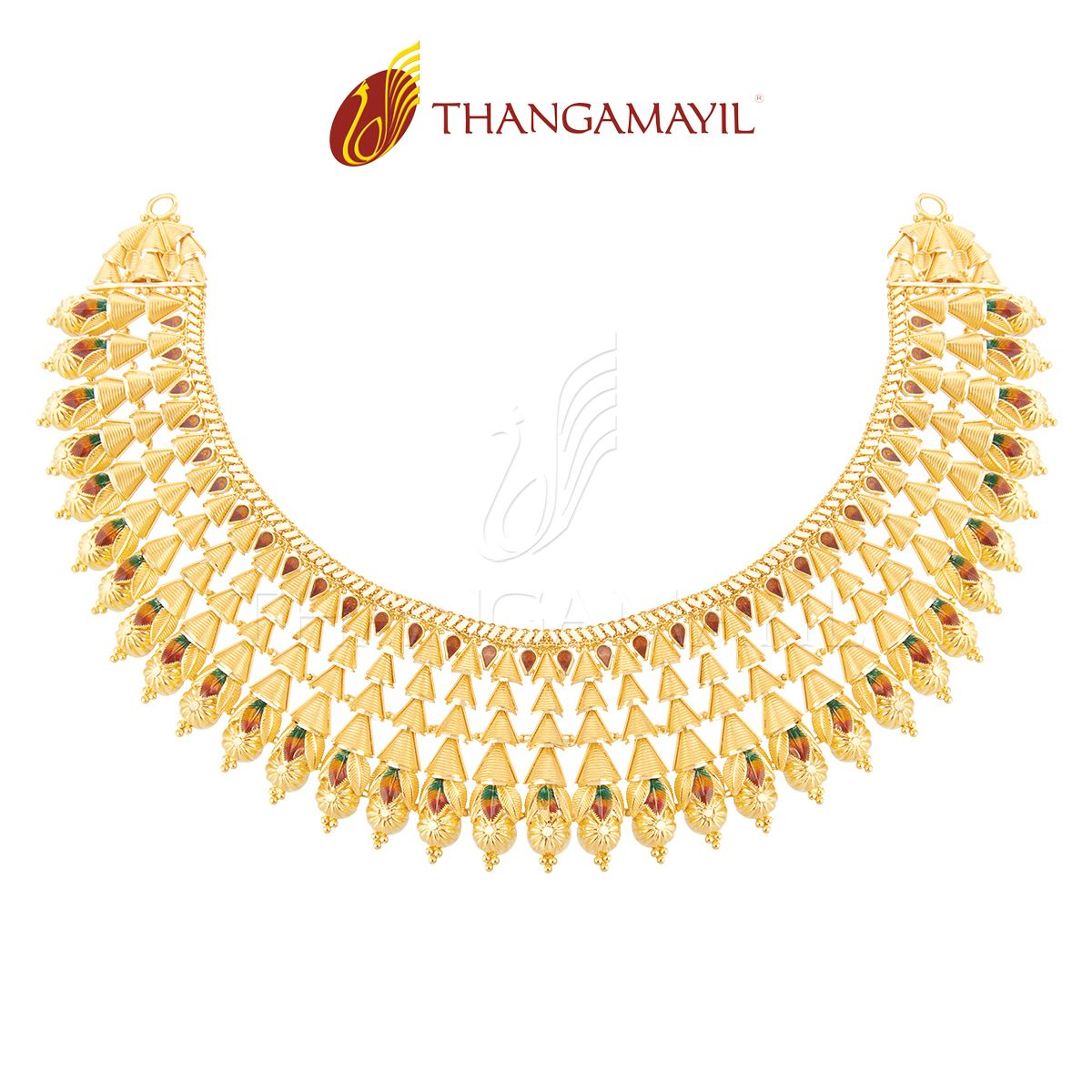Thangamayil Jewellery Limited | South indian jewellery, Jewelry ...