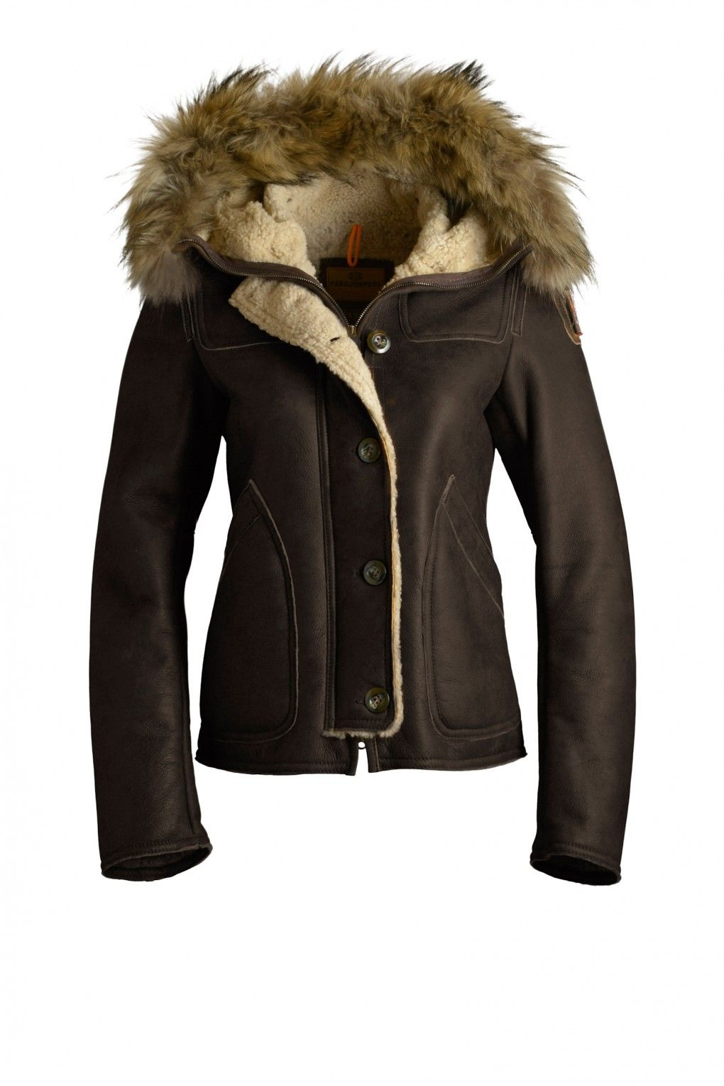 VANCOUVER - WOMAN - Leather & Shearling - Outerwear - WOMAN | Parajumpers
