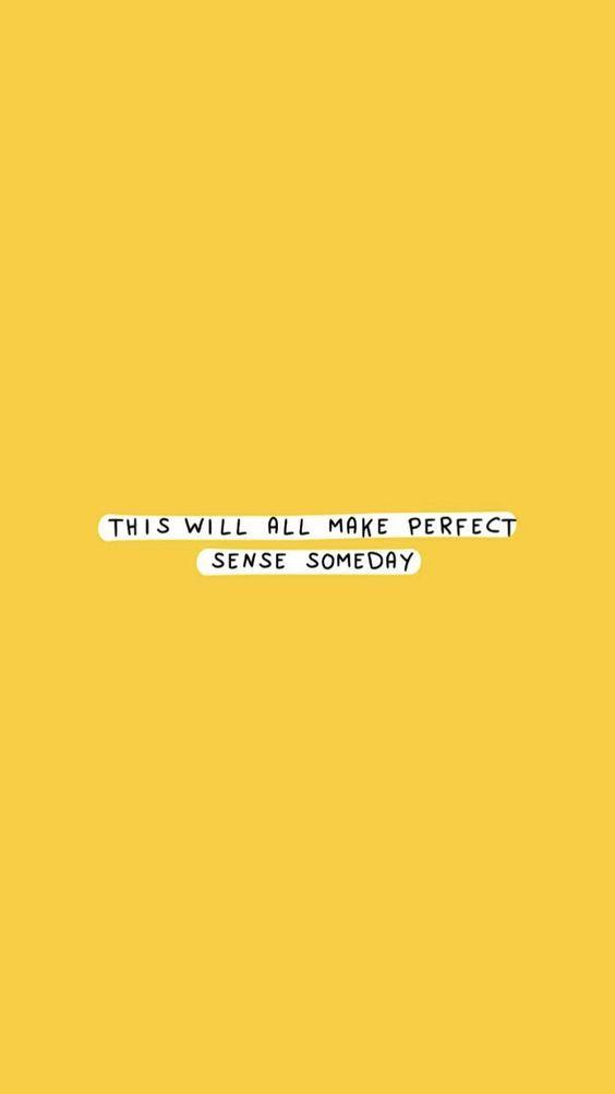 Über schlechte Tage und Erwartungen #yellowaesthetic