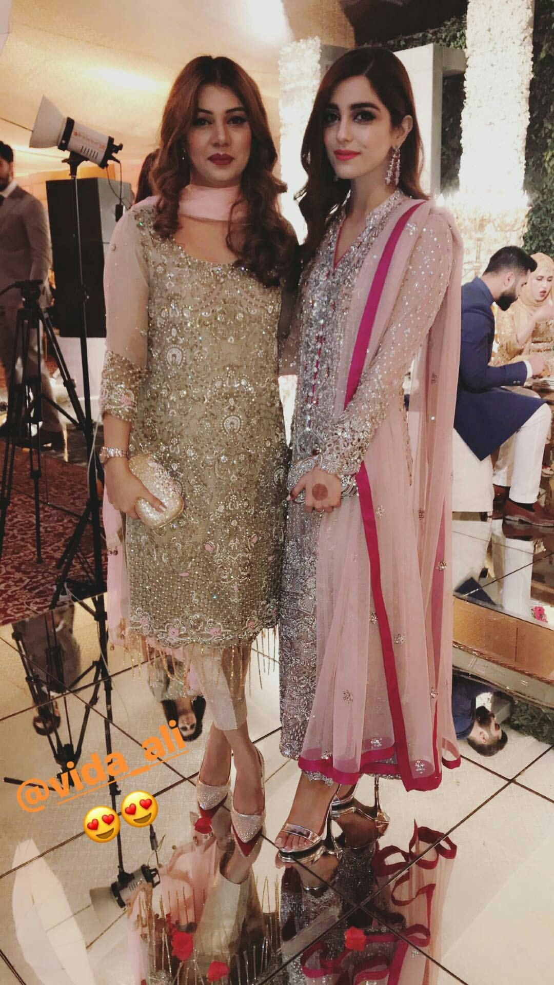 Pin By Sabrina On Celebrities Of Pakistan Pakistani Outfits Pakistani Dress Design Designer Dresses Indian