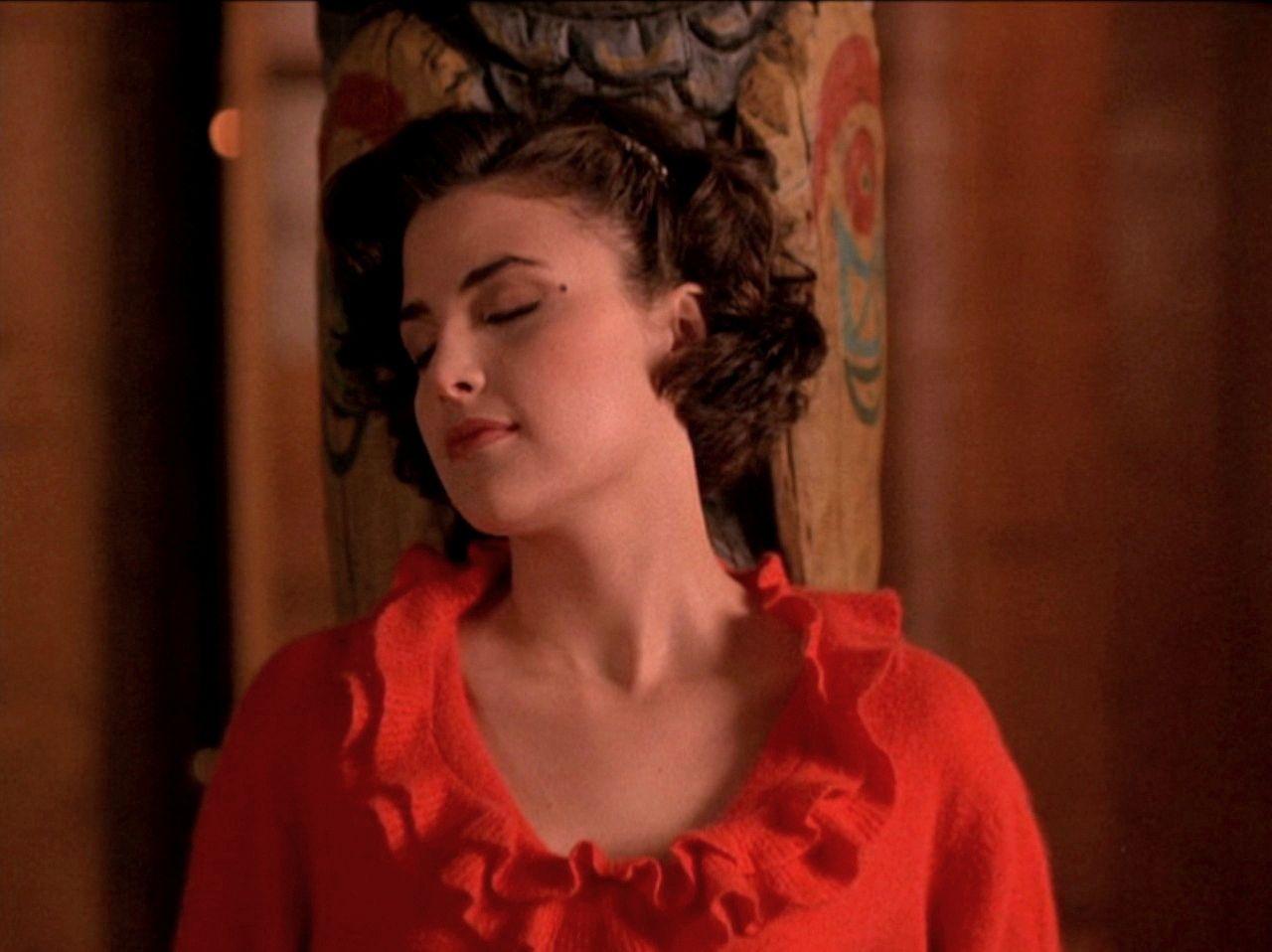 Audrey Twin Peaks | Beautiful people | Pinterest