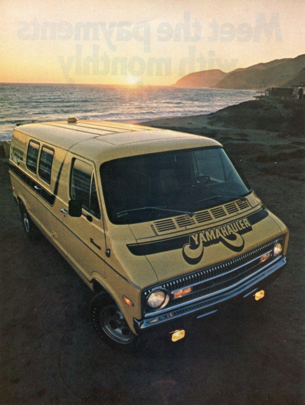 Van Campen Dodge : campen, dodge, Yamahauler, Dodge, School