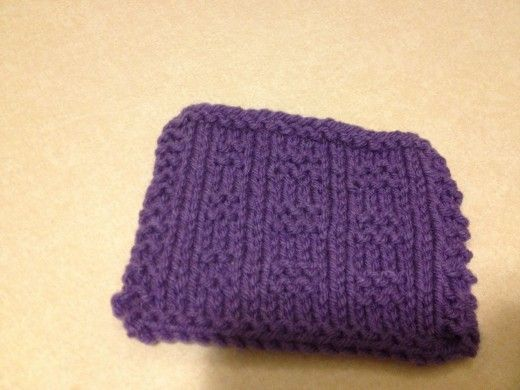 8 Free Knitting Coaster Patterns Quick 30 Minutes Or Less