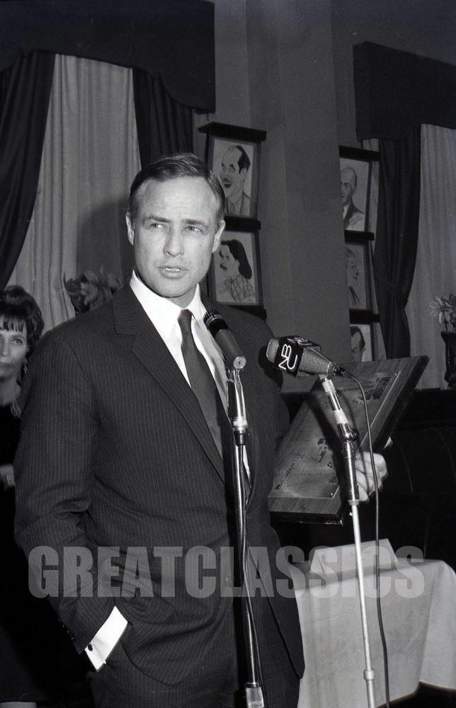 Marlon Brando French