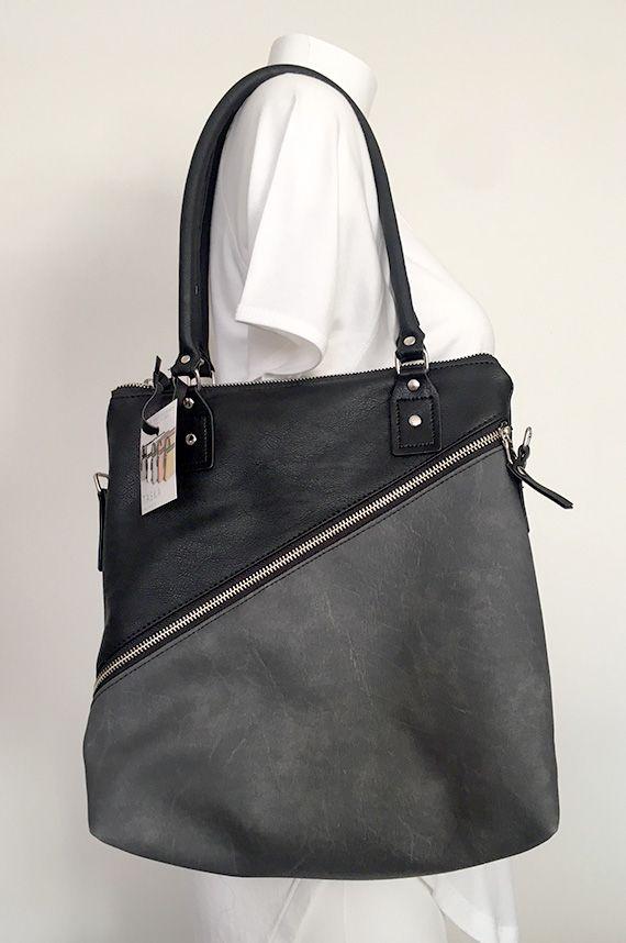 Vegan Leather Handbag Made In Canada