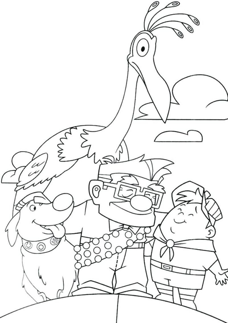 Free Printable Funny Coloring Pages For Kids | 1132x800