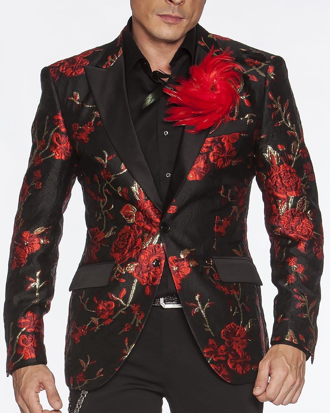 S-5xl Male Ds In Love Season Royal Blazer Mens Brand Stage Singer Suit Costumes Clothing Suit Coat Plus Size Formal Dress Suits & Blazers Men's Clothing