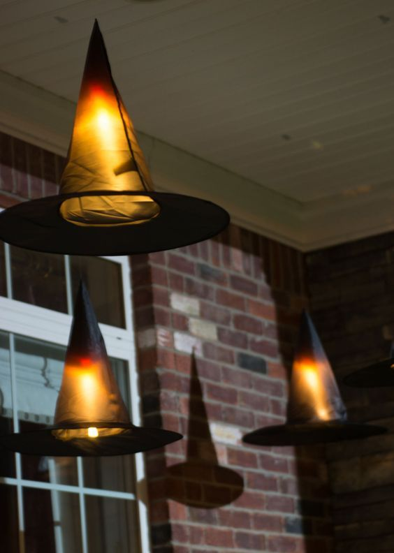 34 Witch-Themed Halloween Decorations To Create An Ambience - create halloween decorations
