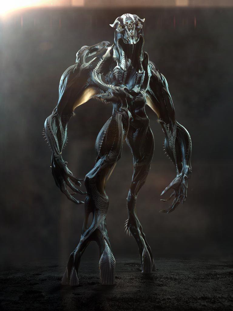 Super 8 Alien by Laitiel on DeviantArt |Super 8 Alien Design