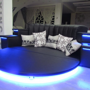 The Back To The Future Round Bed Is What AURA Is Talking About For 2015.