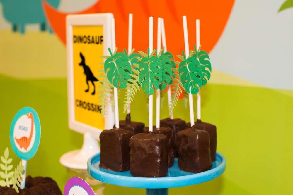 Dinosaurs Birthday Party Ideas | Photo 3 of 20